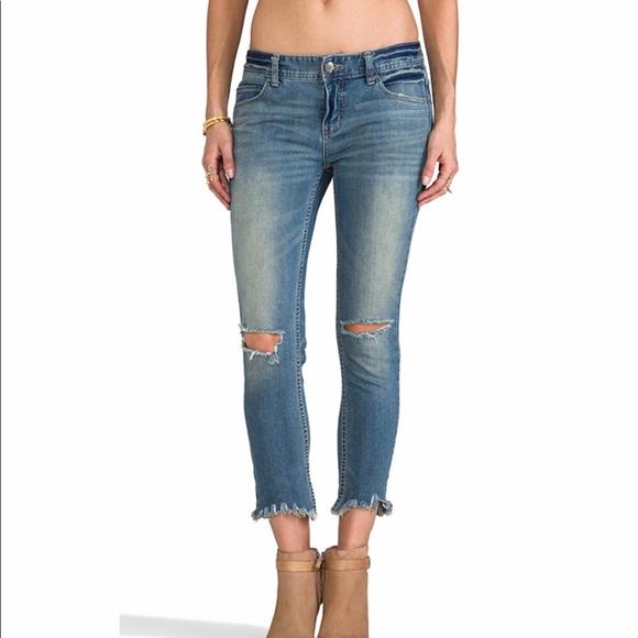 Free People Denim - Free People Women's Skinny Jeans
